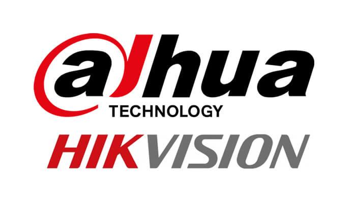 Dahua vs. Hikvision