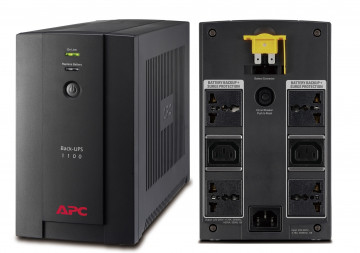 APC Back-UPS 1100VA BX1100LI-MS