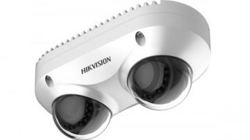Hikvision Panoramic IP Camera DS-2CD6D52G0-IH(S)