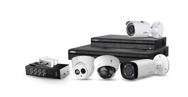 Dahua-POC-Cameras