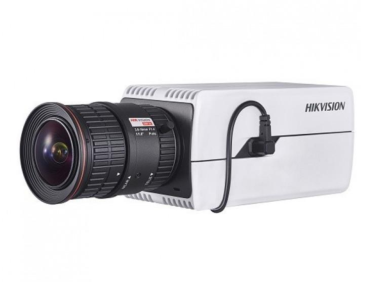 Hikvision DeepinView Box Camera DS-2CD7026G0/P-(AP)