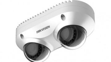 Hikvision Panoramic IP Camera DS-2CD6D82G0-IH(S)
