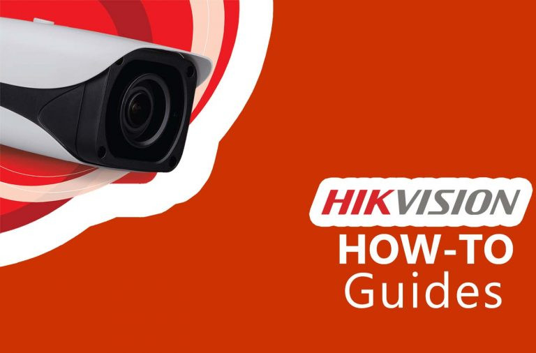 How to use Hikvision ivms-4200