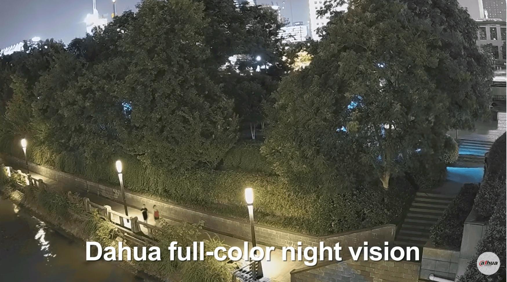 Dahua Full Color IP Camera