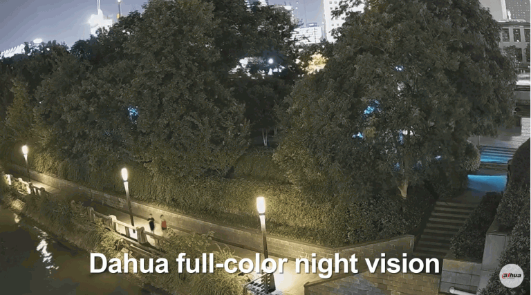 Dahua Full Color IP Camera