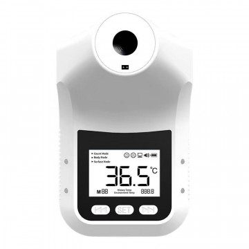 Wall or Tripod Mount Non-Contact Auto Infrared Forehead Thermometer K3 Pro