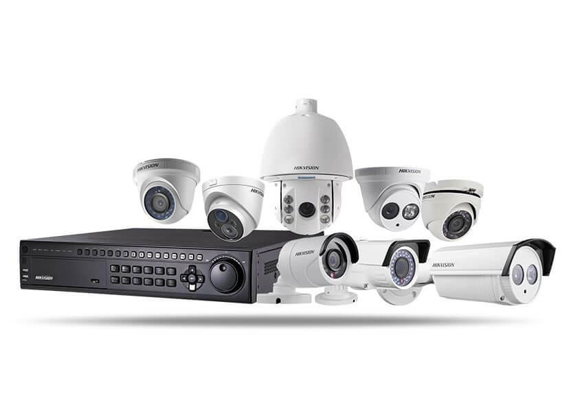 Hikvision HD-TVI CCTV Camera