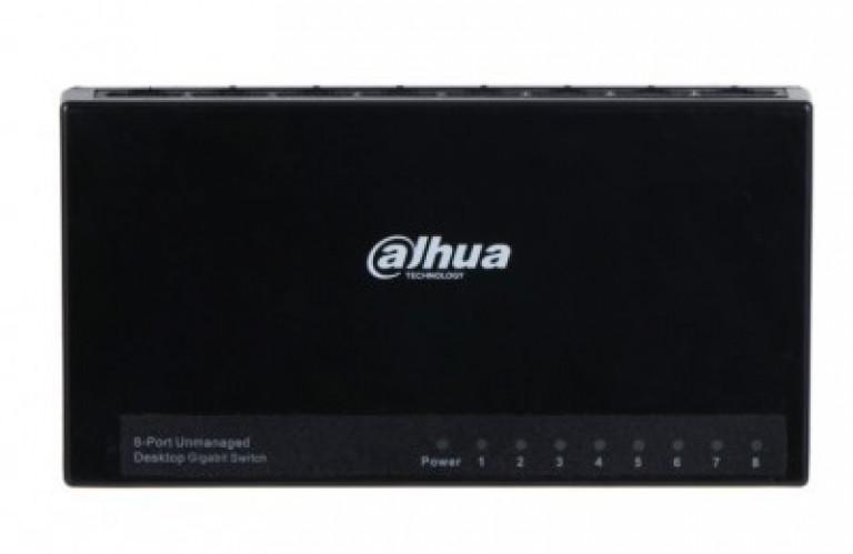 Dahua 8Port Data Switch DH-PFS3008-8GT-L