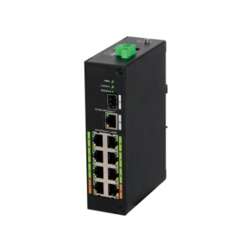 Dahua ePoE switch LR2110-8ET-120