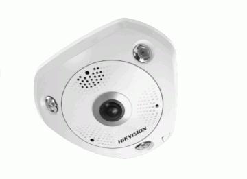 Hikvision Panoramic IP Camera DS-2CD6365G0-I(V)(S)